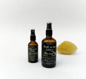 Hidrolat – Aloe vera